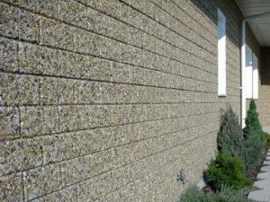 Облицовочная плитка из бетона