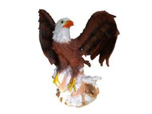 Орел большой с крыльями H-58 см, L-56 см