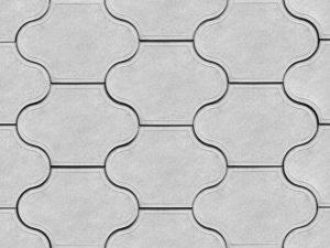 Рокко, плитка тротуарная вибролитая