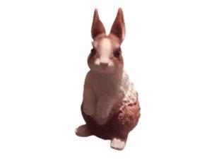 Заяц, декоративная интерьерная фигура
