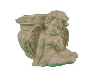 Кашпо Ангел изогнувшийся 13231C-1