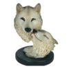 Сувениры Две головы волка
