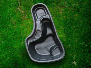 Пруд пластиковый V-150-1 чёрный