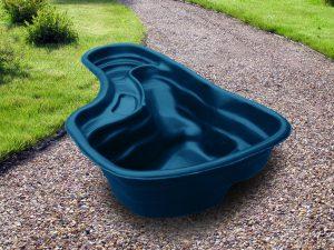 Пруд пластиковый V-150-1 синий