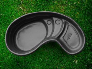 Пруд пластиковый V-280 чёрный