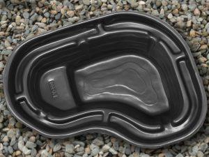 Пруд пластиковый V-300 чёрный