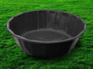 Пруд пластиковый V-480 чёрный
