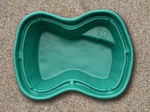 Пруд пластиковый V-500 зелёный
