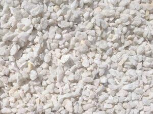 Белая мраморная крошка