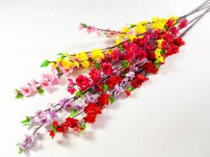 Ветка сакуры 50 цветков